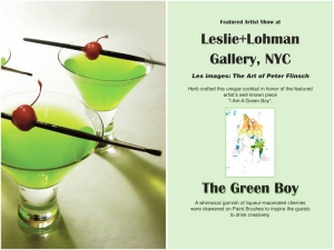 Green Boy Cocktail